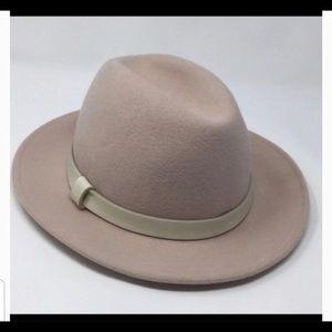 J. Crew fedora hat
